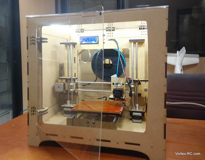 Reprap Prusa 3D Printer Enclosure kit