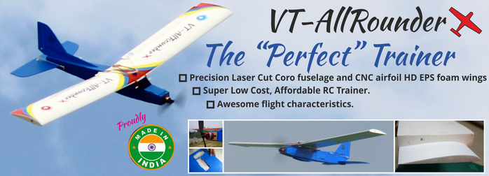 VT-Allrounder with Trainer wing